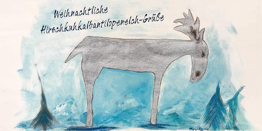 Grusskarte Sabine Roth